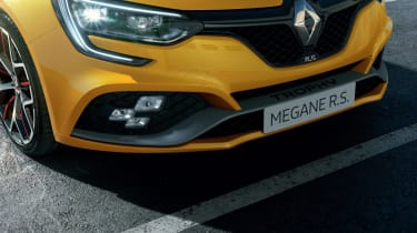 Renault Megane RS Trophy - front light