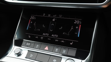 Audi A6 - Climate Controls