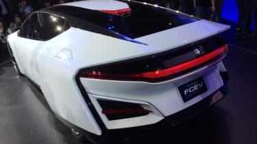Honda FCEV Concept rear