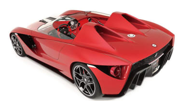 Ken Okuyama kode57 - rear three quarter