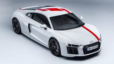 Audi R8 V10 RWS - front