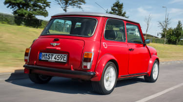 Mini Classic electric - rear
