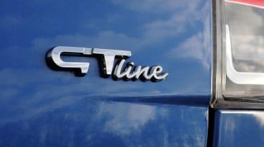 Renault Megane Coupe badge