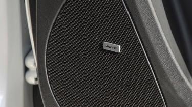 Vauxhall Ampera speaker detail
