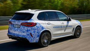 BMW i Hydrogen - rear