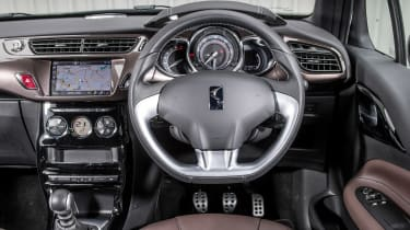 Used DS 3 - dash