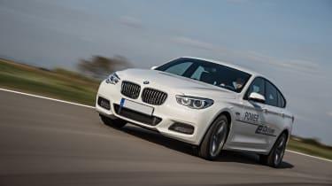 BMW 5 Series GT Power eDrive - tracking