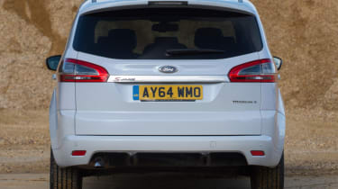 Used Ford S-MAX review rear end