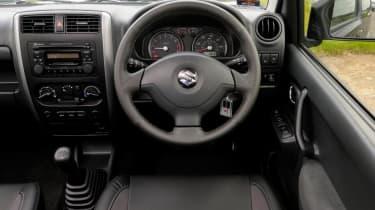 Used Suzuki Jimny - dash