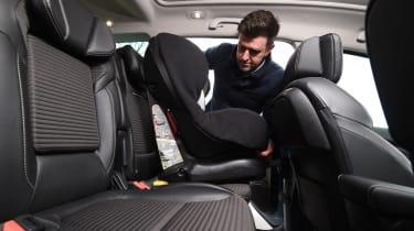 Renault Grand Scenic - car seat
