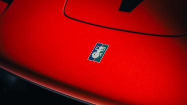 Gordon Murray T.50s Niki Lauda - badge