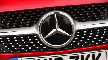 Mercedes A-Class - grille