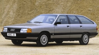 Best cars of the 80s: Audi 100
