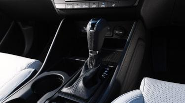 Hyundai Tucson 48v - gearstick