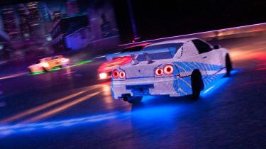 Fast and Furious Live LED livery