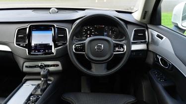 Volvo XC90 - dash