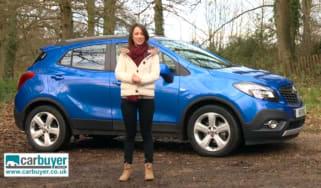 Vauxhall Mokka video review