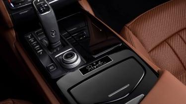 Maserati Quattroporte Royale - centre console