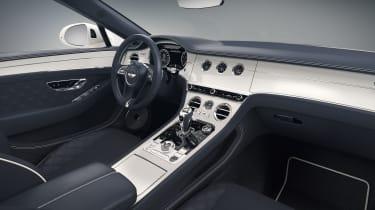 Bentley Continental GT Convertible Bavarian Edition - interior