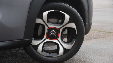 Hyundai Kona - wheel