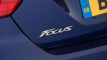 Used Mk3 Ford Focus - Focus badge