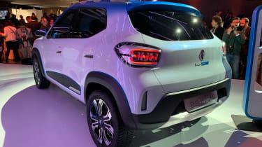 Renault K-ZE - rear