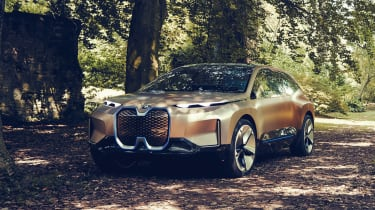 BMW Vision iNEXT concept - front static