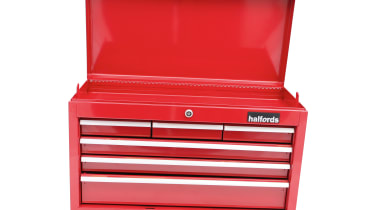 Halfords 6-Drawer Chest