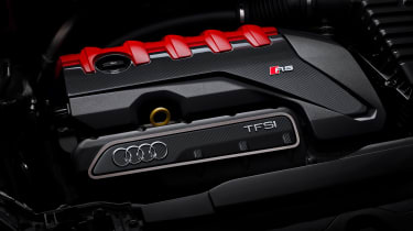 Audi RS Q3 - engine