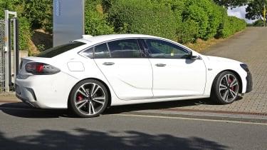 Vauxhall Insignia Grand Sport - spyshot 4