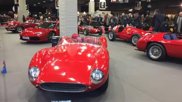 Ferrari - Retromobile