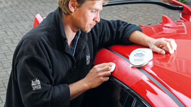 Car Product Awards - best wax and sealant