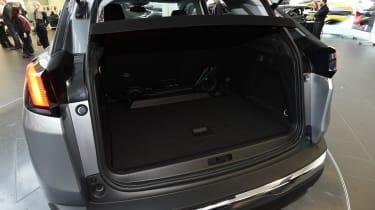 Peugeot 3008 design centre boot