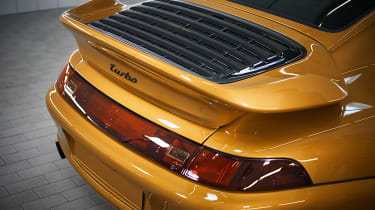 Porsche 993 911 Turbo - spoiler