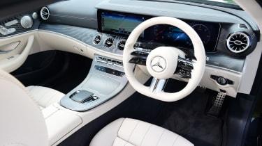 Mercedes E 220 d Coupe 2021