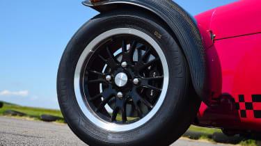 Caterham Seven 420R - wheel