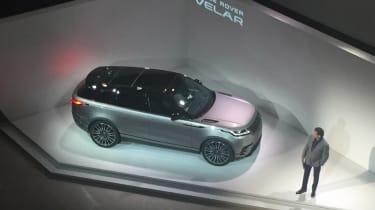 Range Rover Velar official reveal
