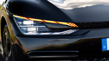 Kia EV6 - headlight