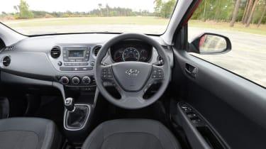 Used Hyundai i10 Mk2 - dash