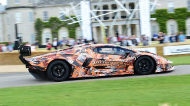 Goodwood Festival of Speed 2021 - Lamborghini