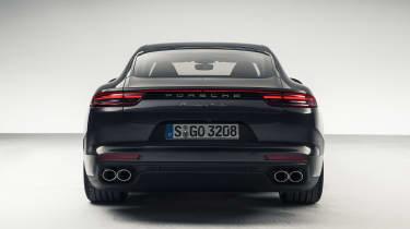 Porsche Panamera - studio full rear