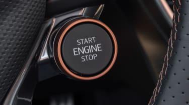 Cupra Formentor e-Hybrid - start/stop