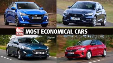 Most economical cars