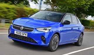 Vauxhall Corsa-e - front
