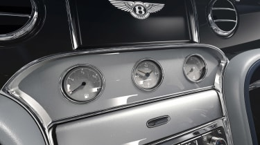 Bentley Mulsanne 6.75 edition - centre console