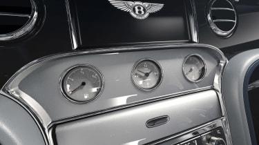 Bentley Mulsanne 6.75 edition - centre console
