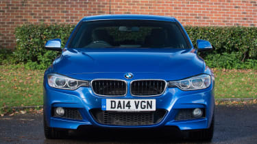 Used BMW 3 Series - full front