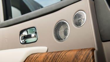 Rolls-Royce Cullinan - door detail