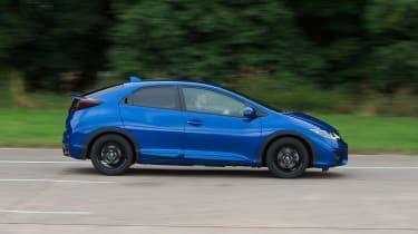 Honda Civic Sport - side