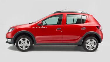 Used Dacia Sandero - side
